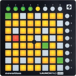 Novation Launchpad Mini MK2 контроллер для Ableton Live